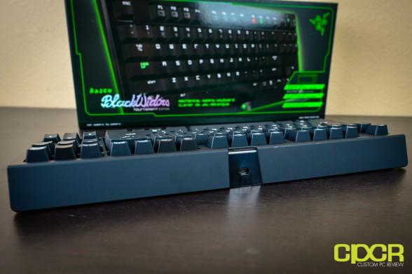 razer blackwidow tournament edition tenkeyless mechanical gaming keyboard custom pc review 9