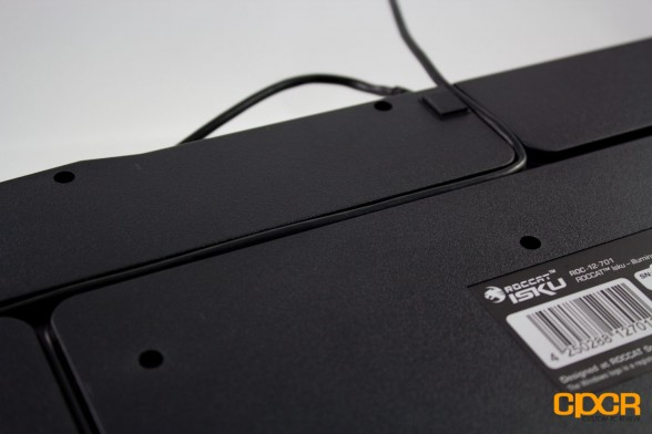 roccat isku custom pc review 21