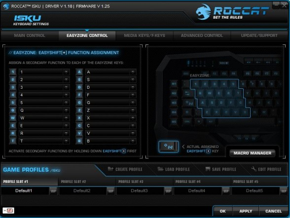 roccat isku software custom pc review 2