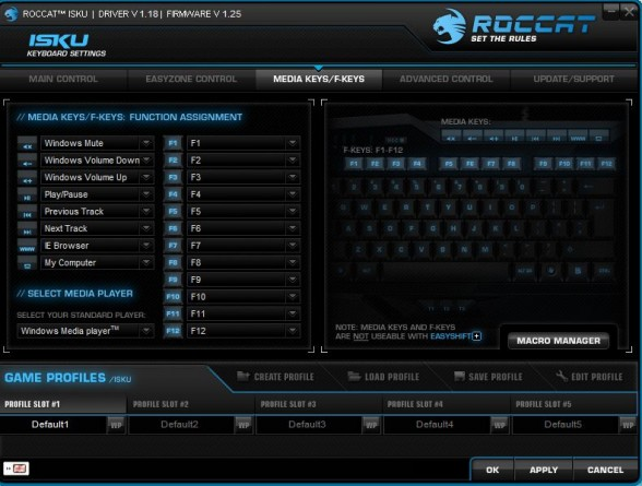roccat isku software custom pc review 3