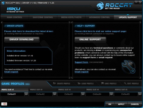 roccat isku software custom pc review 5