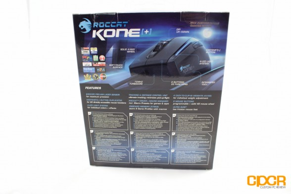 roccat kone + custom pc review 21