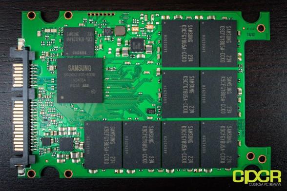samsung 840 250gb ssd custom pc review 6