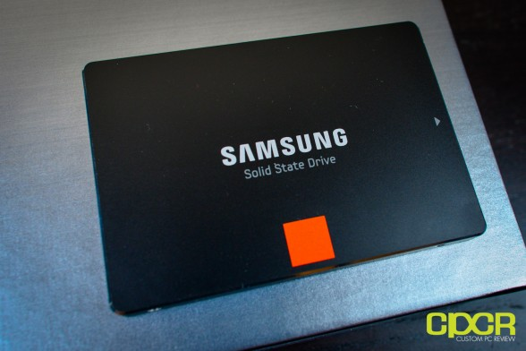 samsung 840 pro 256gb ssd custom pc review 6