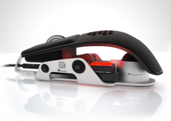 thermaltake bmw level 10 gaming mouse