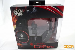 CoolerMaster Ceres 400 custom pc review set 1