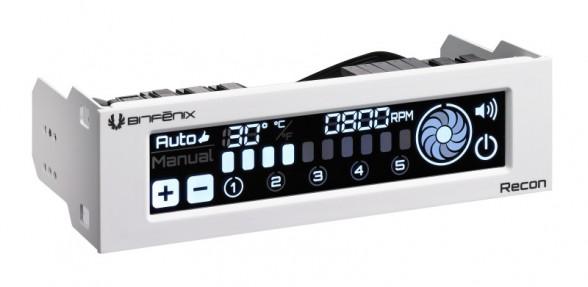 bitfenix recon white fan controller