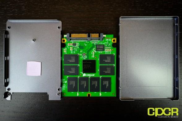 corsair neutron gtx 120gb ssd custom pc review 10