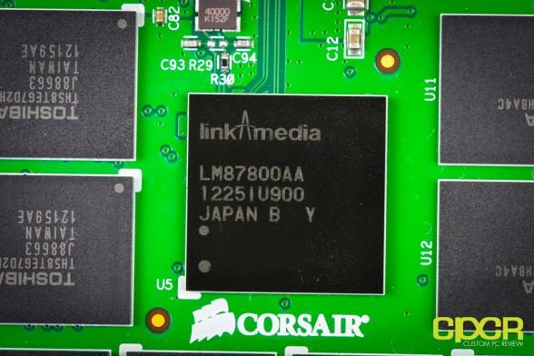 corsair neutron gtx 120gb ssd custom pc review 11
