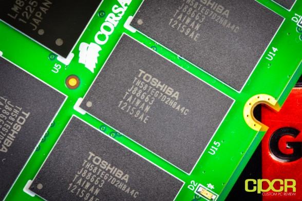 corsair neutron gtx 120gb ssd custom pc review 12