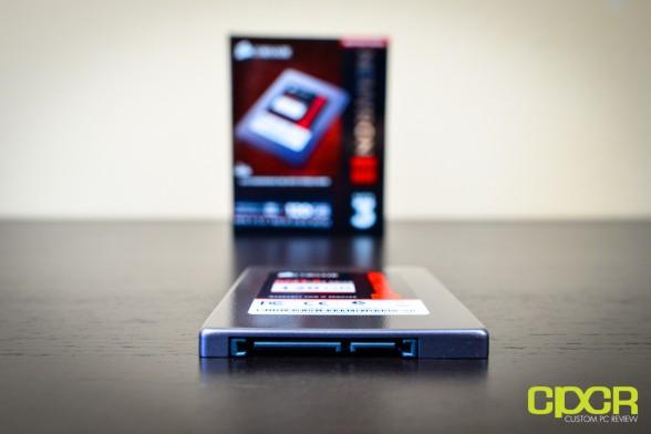 corsair neutron gtx 120gb ssd custom pc review 6