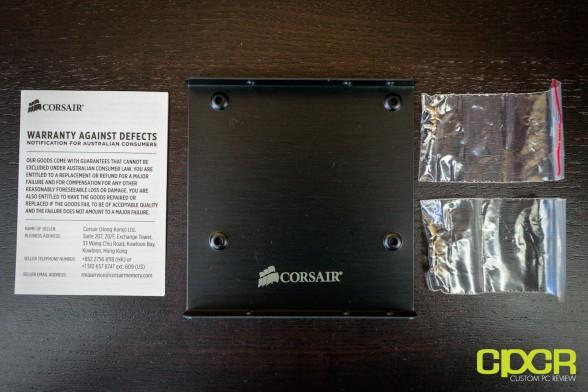 corsair neutron gtx 120gb ssd custom pc review 7