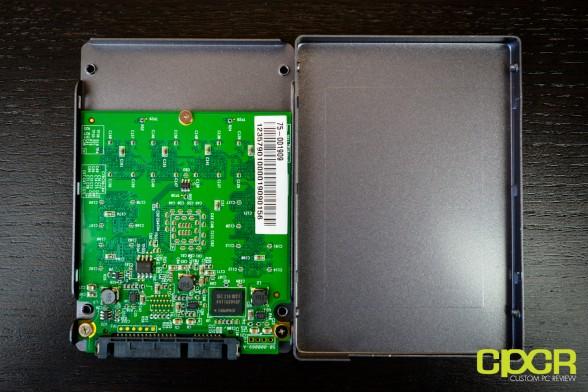corsair neutron gtx 120gb ssd custom pc review 9
