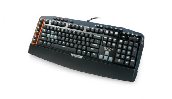 logitech g710 plus mechanical gaming keyboard