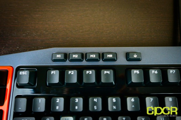 logitech g710 plus mechanical gaming keyboard custom pc review 14