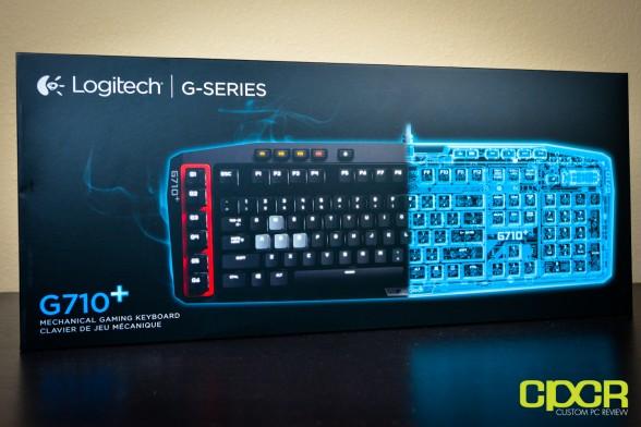 logitech g710 plus mechanical gaming keyboard custom pc review 4