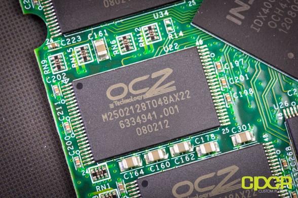 ocz agility 4 256gb ssd custom pc review 12