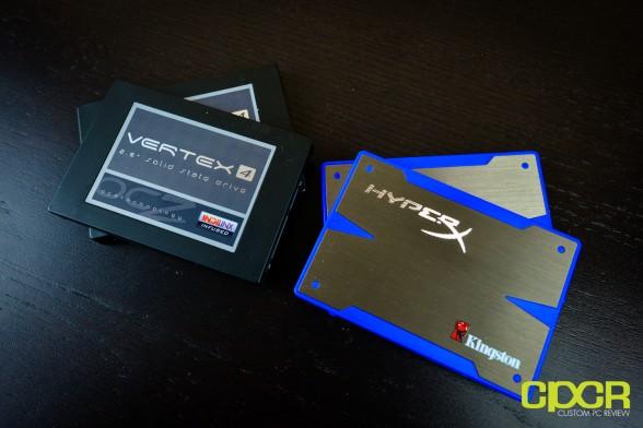 ocz vertex 4 kingston hyperx raid custom pc review 2