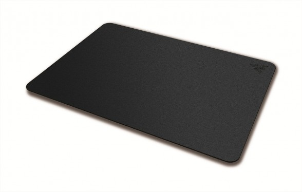 razer destructor gaming mousepad angle