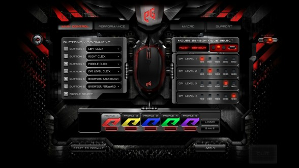 epicgear meduza software 1 custom pc review