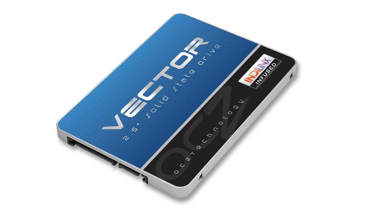 Ocz Introduces Vector Series Ssd With New Barefoot 3