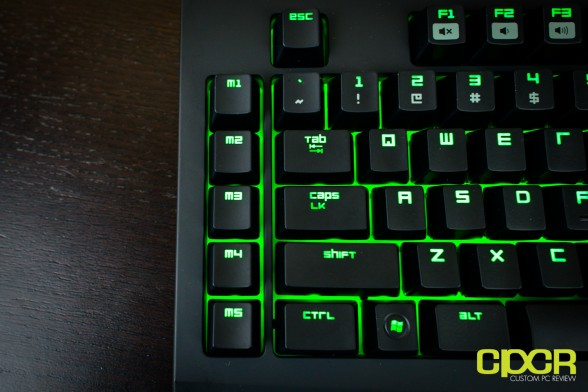 razer blackwidow 2013 ultimate edition mechanical gaming keyboard custom pc review 14