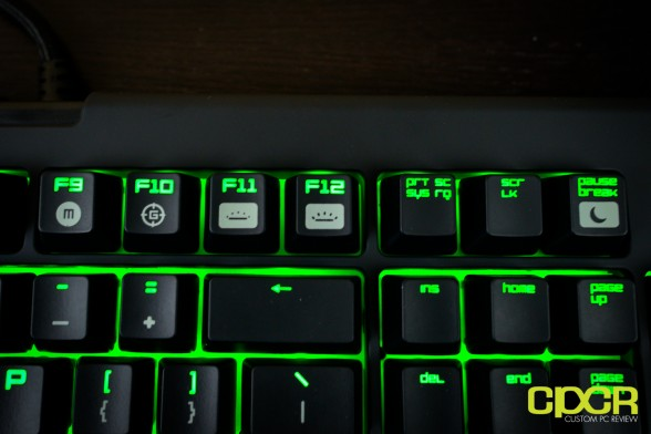 razer blackwidow 2013 ultimate edition mechanical gaming keyboard custom pc review 16