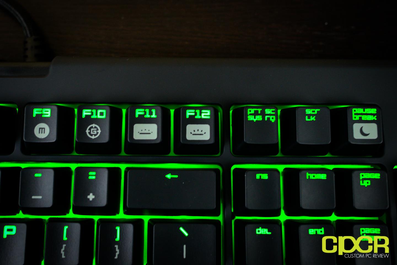 razer blackwidow 2013 ultimate mechanical gaming keyboard review