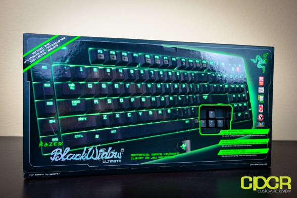 razer blackwidow 2013 ultimate edition mechanical gaming keyboard custom pc review 18