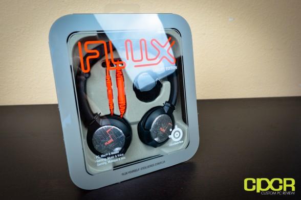 steelseries flux luxury edition headphones custom pc review 1