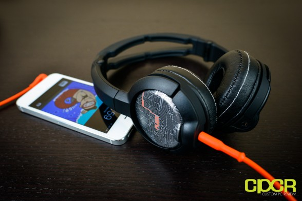 steelseries flux luxury edition headphones custom pc review 7