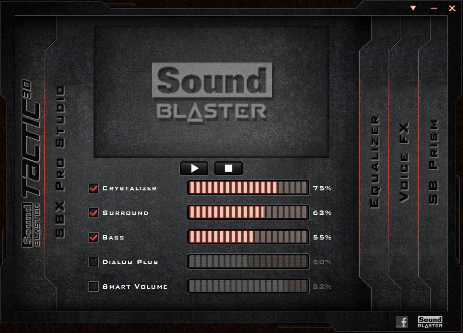 Creative Sound Blaster Tactic 3d Rage Review Custom Pc