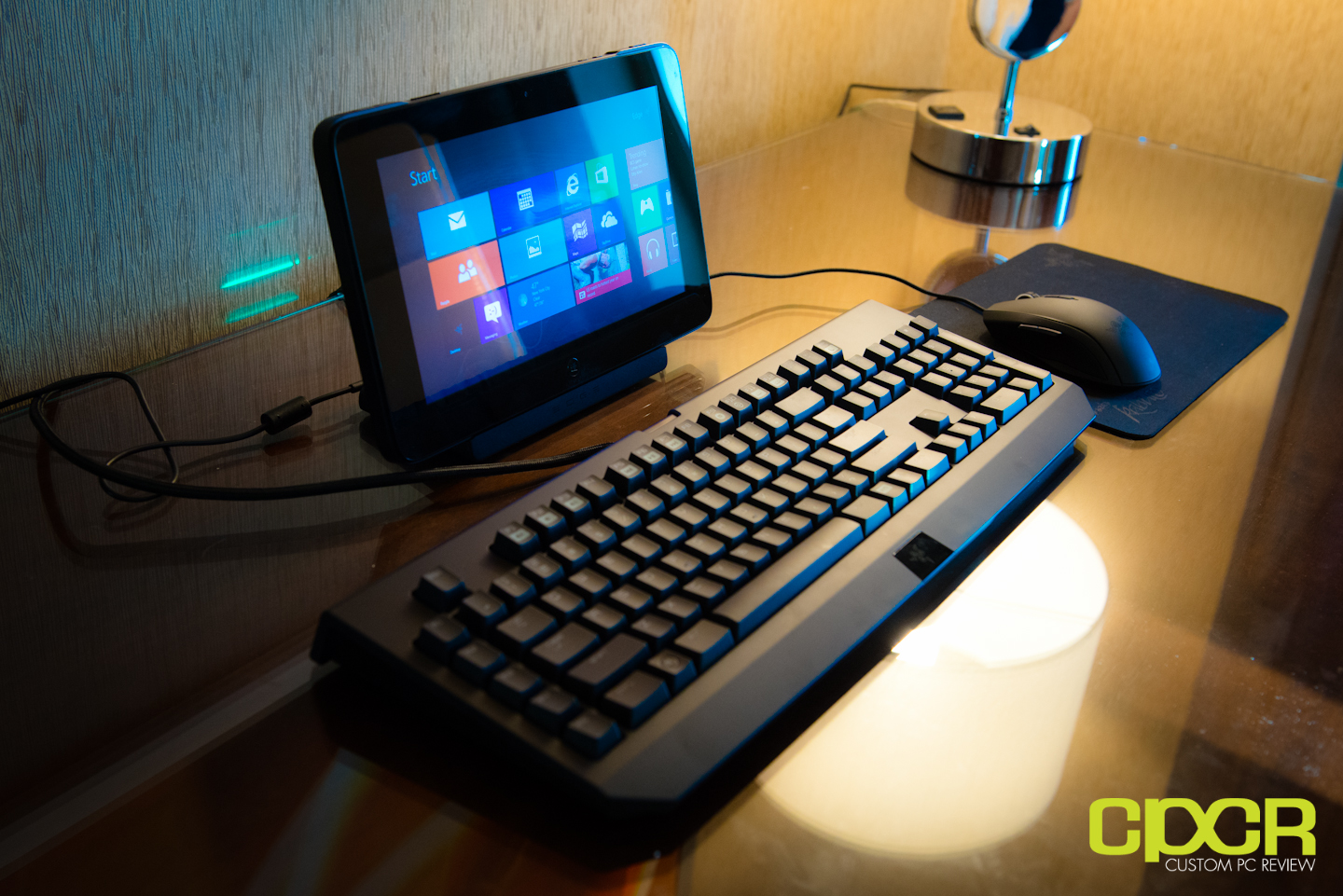 Ces 2013 Razer Edge Gaming Tablet Hands On First Impressions