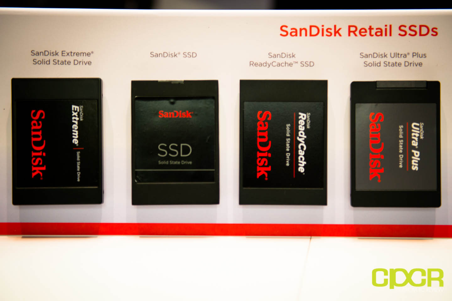 Sandisk Shows Off New Ultra Plus And X110 Ssds Storage Visions Ssd 480gb