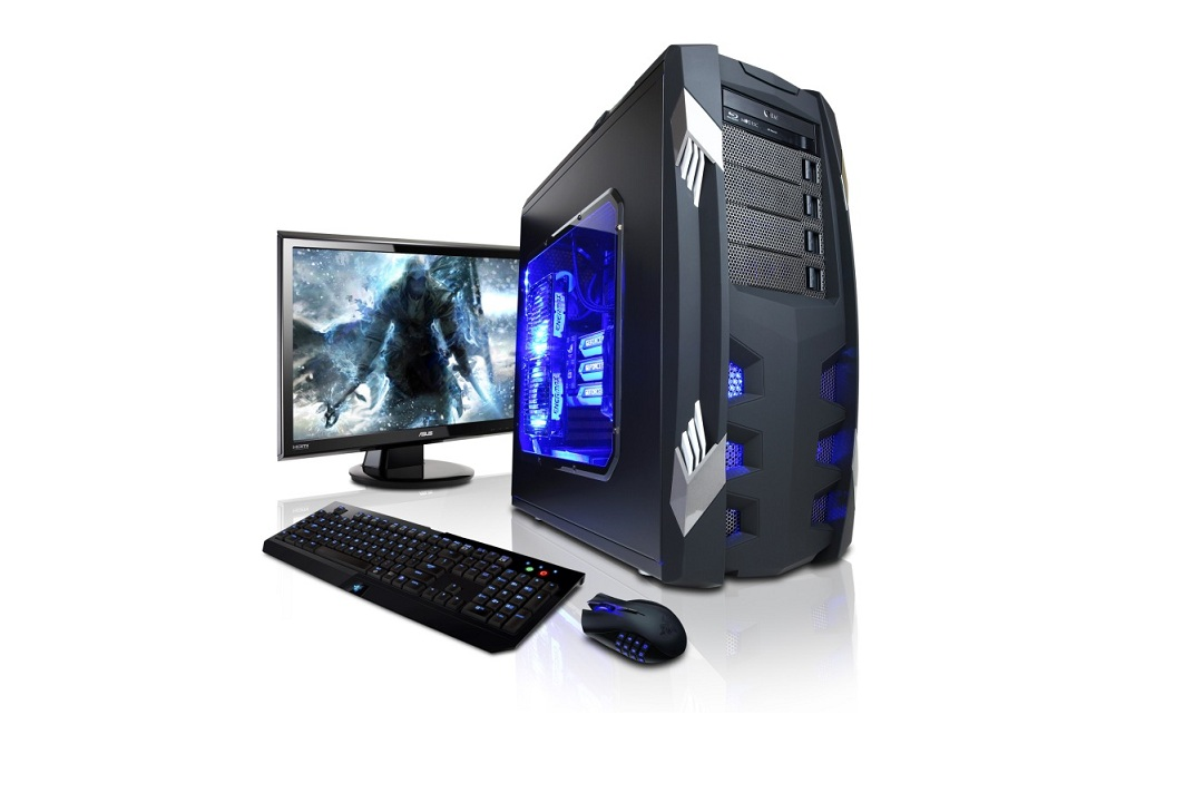 Cyberpowerpc Unveils New Desktop Series With Nvidia