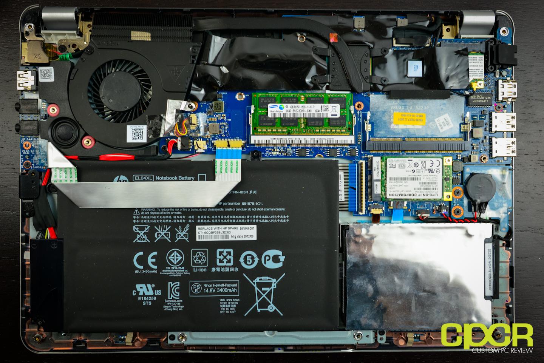 HP ENVY 4 TouchSmart (ENVY 4-1102xx) Ultrabook Review