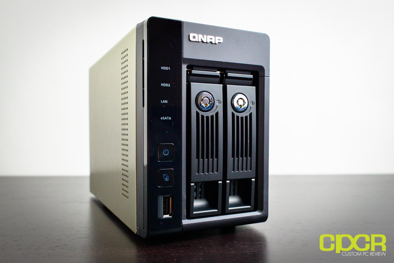 QNAP TS-269Pro TurboNAS Drivers for Mac