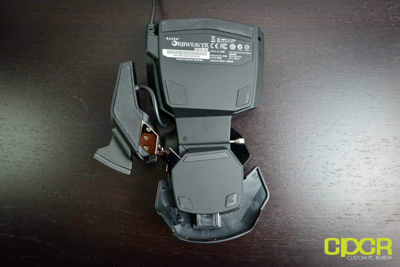 Razer Orbweaver Mechanical Gaming Keypad Review Custom