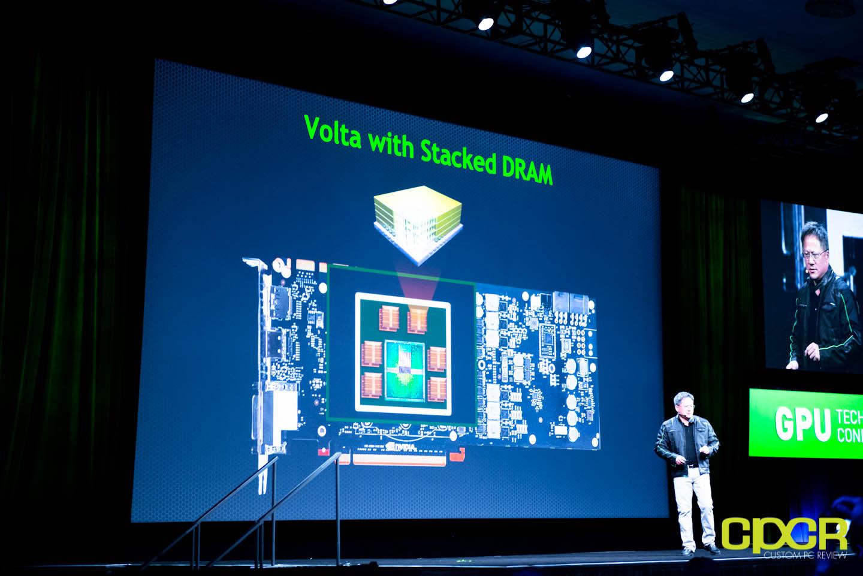 GTC 2013: Nvidia Maxwell and Volta Next Generation GPU