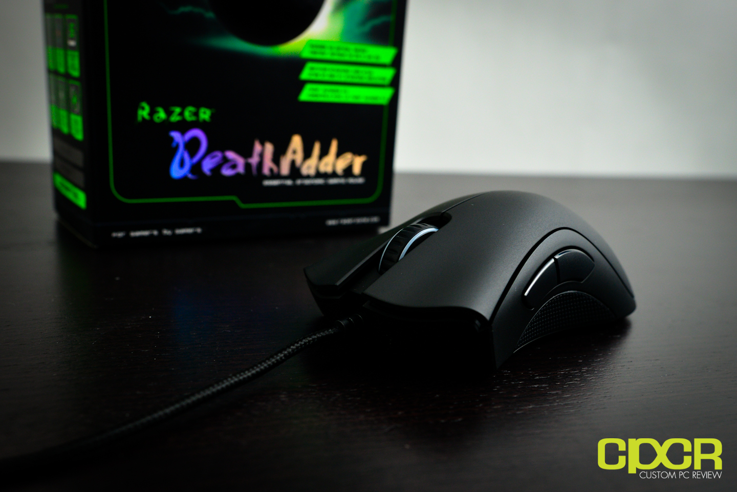 Razer DeathAdder 2013 Review | Gaming Mouse | Custom PC Review
