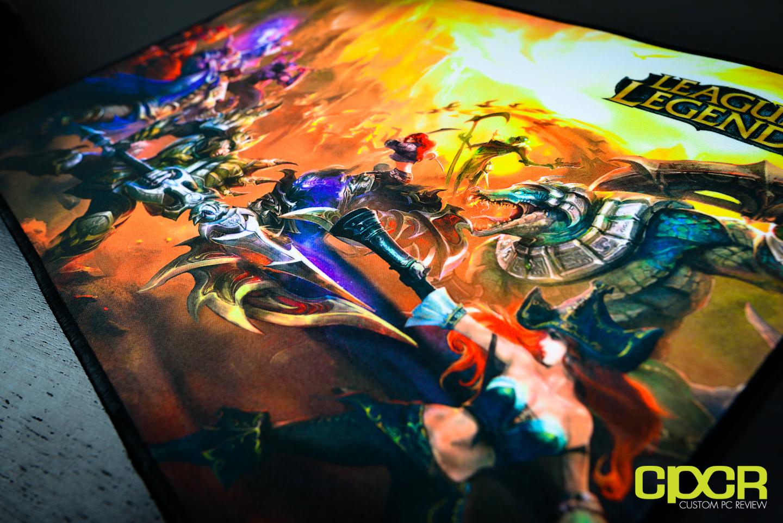 Razer Naga Hex, Goliathus League of Legends Gaming
