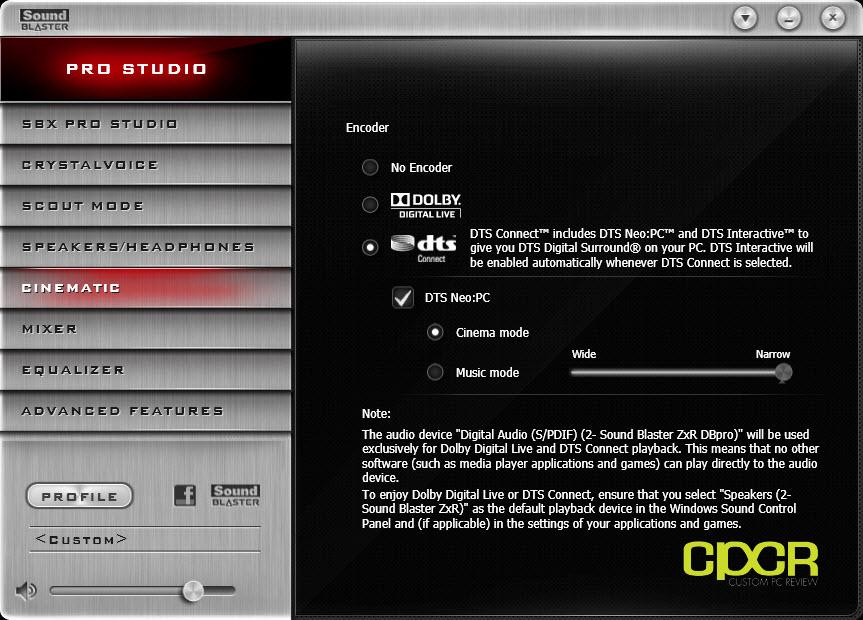скачать sound blaster driver windows 7