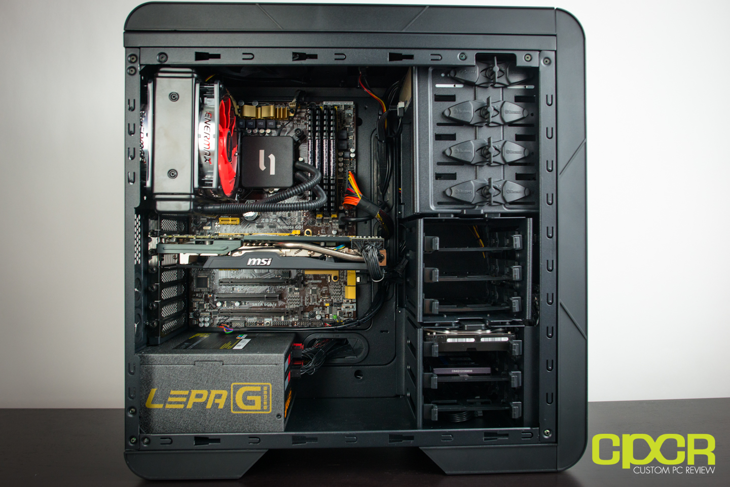 Cyberpowerpc Gamer Xtreme 4200 Review Custom Pc Review