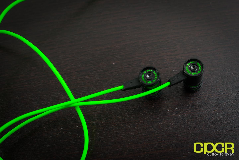 Razer Hammerhead Pro In Ear Gaming Headset Review Custom Pc V2 Headphones