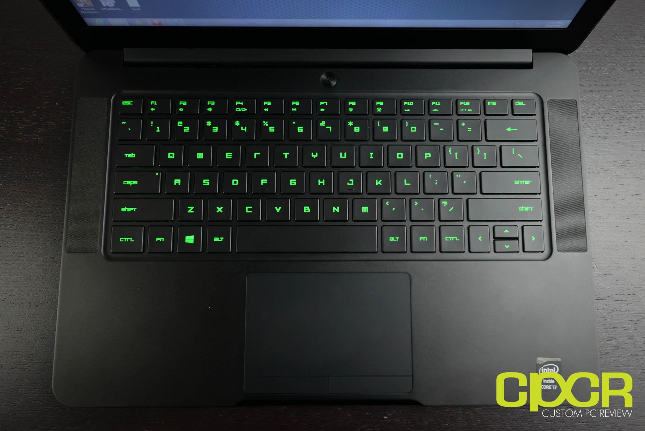 Razor Blade Laptop 2015