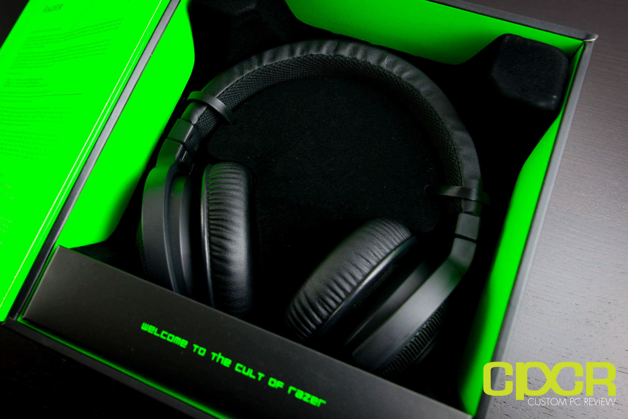Review: Razer Kraken 7.1 Surround Sound Gaming Headset | Custom PC