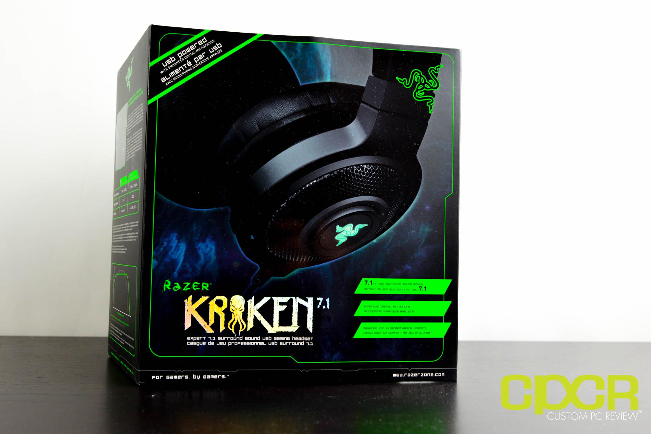Review  Razer Kraken 7.1 Surround Sound Gaming Headset  5aa621b7c5