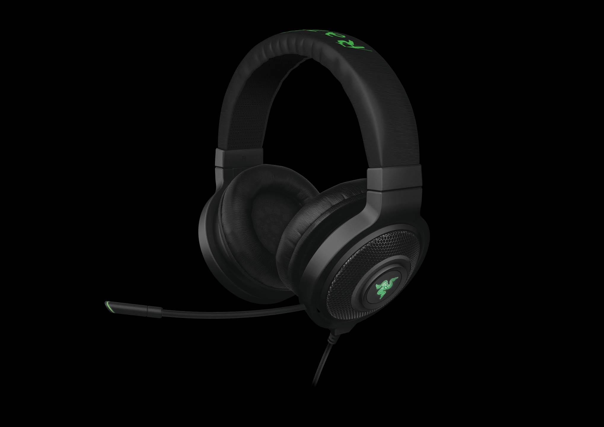 Pr Razer Unleashes The Kraken 7 1 Surround Sound Usb