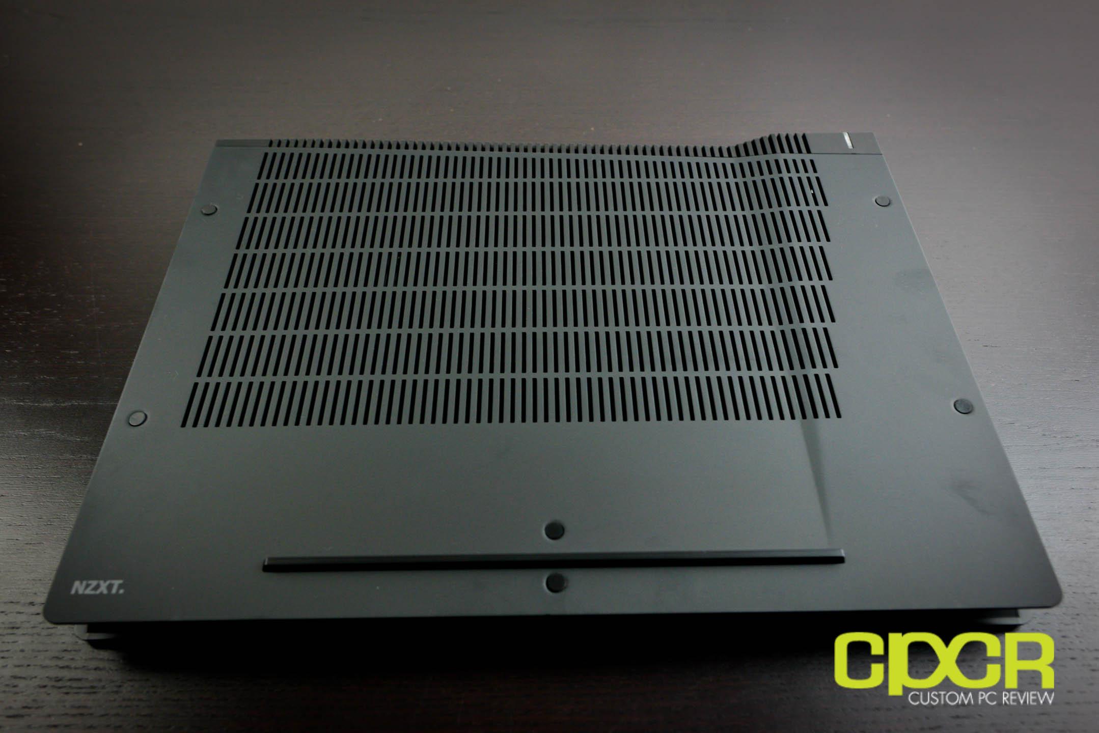 Manual Fan Control Laptop Nzxt Cryo X Laptop Cooler Custom Pc Review