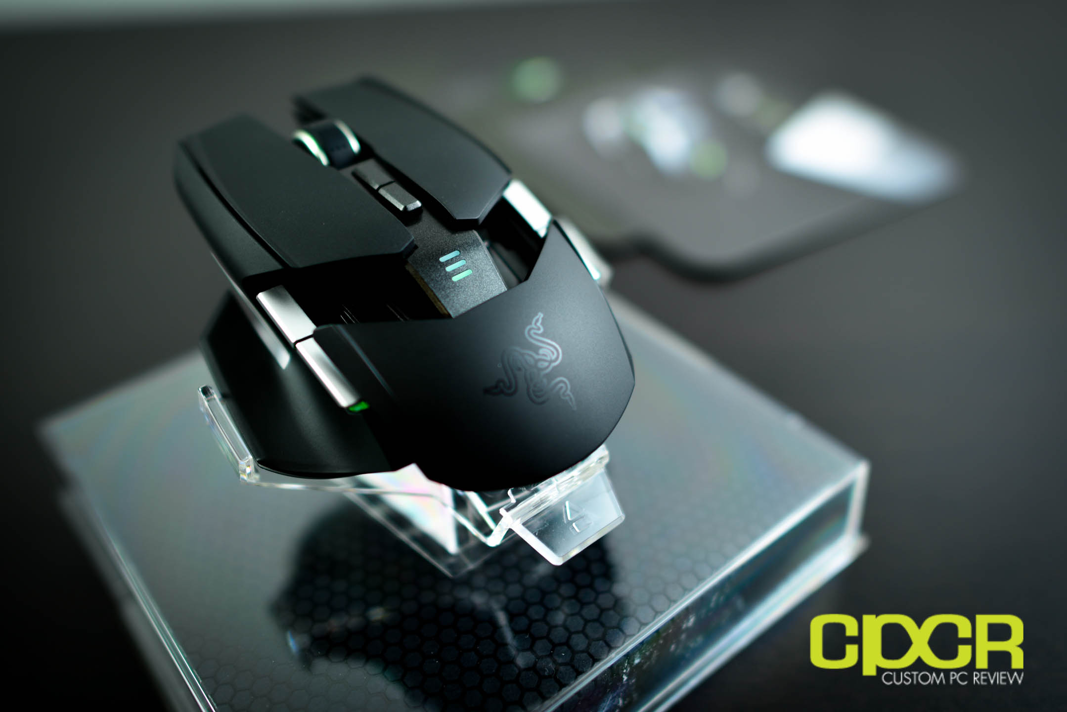 Review: Razer Ouroboros Wireless Gaming Mouse | Custom PC Review